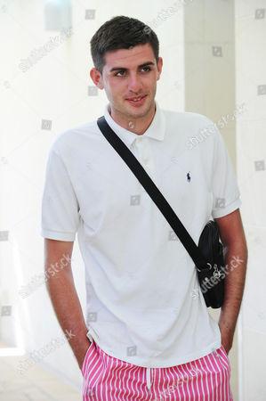 Stacey Solomon's boyfriend Aaron Barham