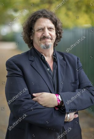 Stock Image of Journalist and food critic Jay Rayner.