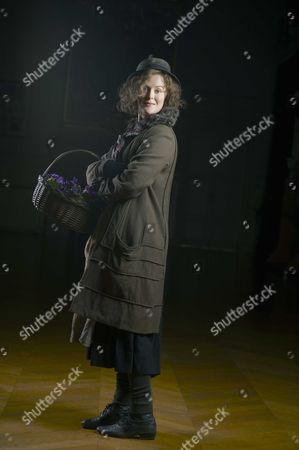 Editorial photo of Sarah Gabriel, who makes her Paris debut as Eliza Doolittle in 'My Fair Lady' at Theatre Chatelet, Paris, France - 15 Nov 2010