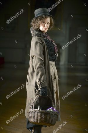 Editorial picture of Sarah Gabriel, who makes her Paris debut as Eliza Doolittle in 'My Fair Lady' at Theatre Chatelet, Paris, France - 15 Nov 2010
