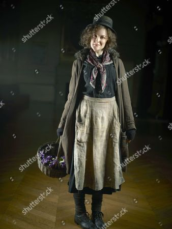 Editorial image of Sarah Gabriel, who makes her Paris debut as Eliza Doolittle in 'My Fair Lady' at Theatre Chatelet, Paris, France - 15 Nov 2010