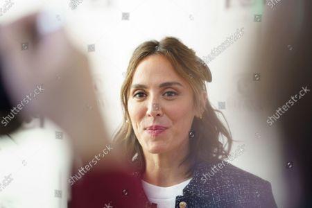 Editorial picture of Tamara Falco Presents Book, Madrid, Spain - 13 Oct 2021