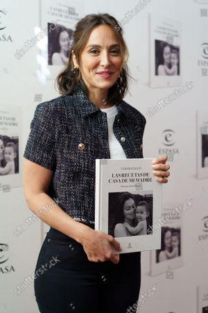 Editorial photo of Tamara Falco presents her book in Madrid, Spain - 13 Oct 2021