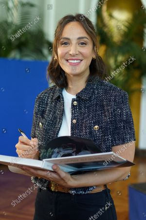Editorial image of Tamara Falco presents her book in Madrid, Spain - 13 Oct 2021