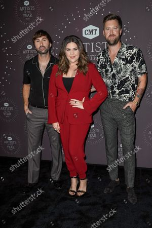 Editorial picture of CMT Artists of the Year, Nashville, Tennessee, USA - 13 Oct 2021