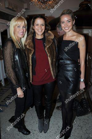 Normandie Keith, Lisa Moorish and Noelle Reno
