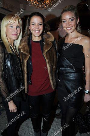 Stock Picture of Normandie Keith, Lisa Moorish and Noelle Reno