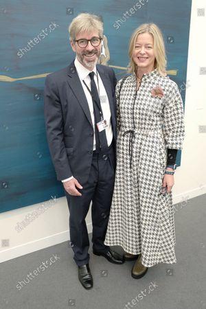Editorial picture of Frieze Art Fair, Regents Park, London, UK - 13 Oct 2021