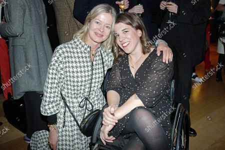 Lady Helen Taylor and niece