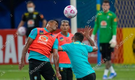Editorial image of WCup Soccer, Manaus, Brazil - 13 Oct 2021