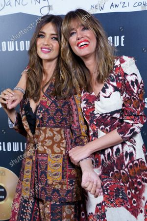 Sara Carbonero and Isabel Jimenez present their new collection 'Slow Love: Dancing In The Street'