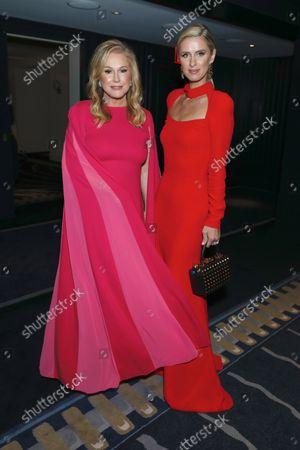 Kathy Hilton and Nicky Hilton Rothschild