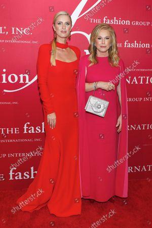 Nicky Hilton Rothschild and Kathy Hilton