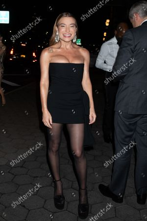 Editorial picture of Fashion Group International Night Of Stars Gala, New York, USA - 13 Oct 2021