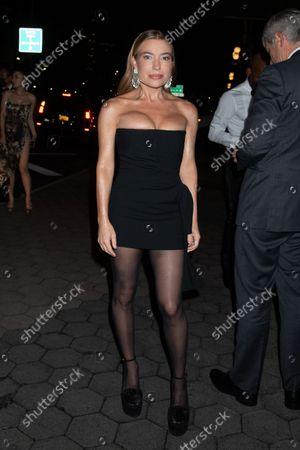 Editorial image of Fashion Group International Night Of Stars Gala, New York, USA - 13 Oct 2021