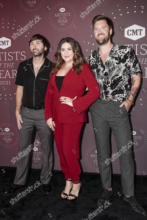 Editorial image of CMT Artists of the Year, Nashville, Tennessee, USA - 13 Oct 2021