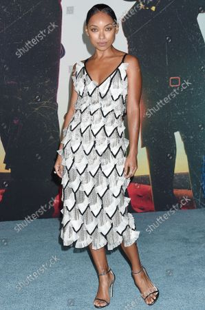 Editorial image of 'The Harder They Fall' special screening, The Shrine, Los Angeles, California, USA - 13 Oct 2021
