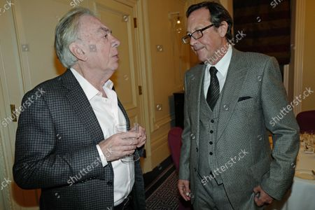 Editorial image of Joan Collins 'My Unapologetic Diaries' book launch dinner, Browns, London, UK - 13 Oct 2021