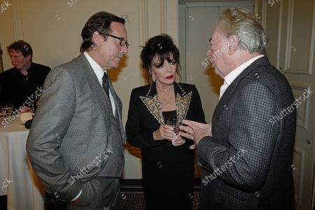 Editorial photo of Joan Collins 'My Unapologetic Diaries' book launch dinner, Browns, London, UK - 13 Oct 2021
