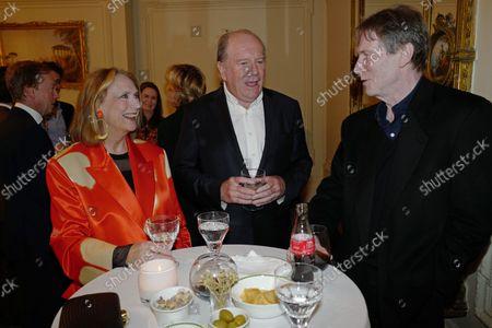 Susan Boyd, William Boyd and Bill Collins
