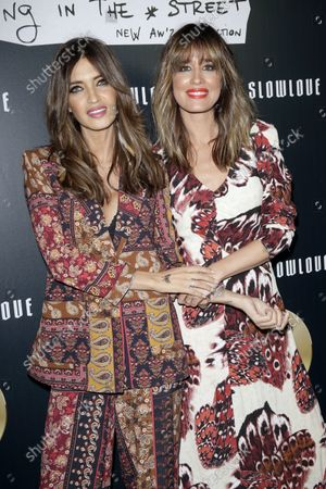 Editorial photo of Slow Love Dancing in the Street collection presentation, Madrid, Spain - 13 Oct 2021