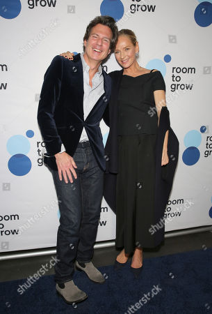Editorial image of Room To Grow Annual Benefit at The Foundry, Queens, New York, USA - 13 Oct 2021