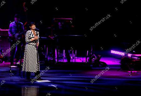 Concert with Jill Johnson.