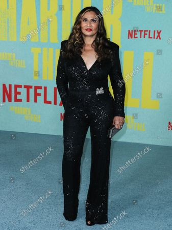 Editorial image of Los Angeles Premiere Of Netflix's 'The Harder They Fall', United States - 13 Oct 2021