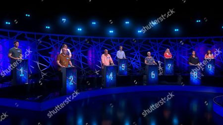 Editorial image of 'Winning Combination' TV Show, Series 2, Episodes 16-20, UK - Oct 2021