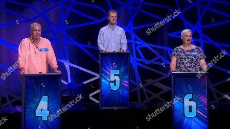 Mike, Max and Caroline
