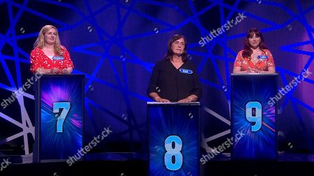 Editorial photo of 'Winning Combination' TV Show, Series 2, Episodes 16-20, UK - Oct 2021