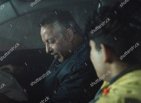 Coronation Street - Ep 10459 Monday 18th October 2021 - 2nd Ep As smoke seeps into the car Dev Alahan, as played by Jimmi Harkishin, has to decide whether to help Asha Alahan or Aadi Alahan, as played by Adam Hussain. Believing Asha to be in more danger he goes to her aid and drags her away from the car.