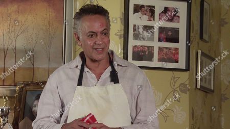 Coronation Street - Ep 10465 Monday 25th October 2021 - 2nd ep Can Dev Alahan, as played by Jimmi Harkishin, rebuild his family?