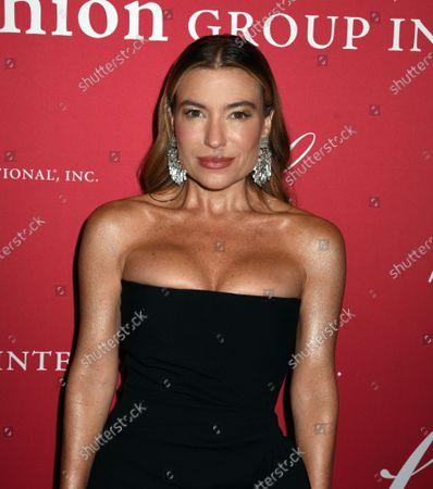 Editorial photo of Fashion Group International Night Of Stars Gala, New York, USA - 13 Oct 2021