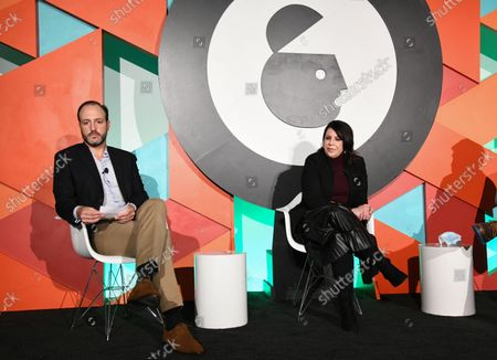 Jose Luis Los Arcos, Univision Communications, Vice President, Sports Partner Solutions (Moderator) and Angela Zepeda, Chief Marketing Officer, Hyundai Motor America