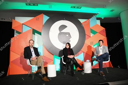 Editorial image of How to Grow Your Brand with Hispanic Fans and the World's Most Beautiful Game, Advertising Week New York 2021, The Creative Showcase Stage,  Hudson Yards, New York, USA - 18 Oct 2021