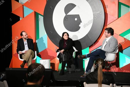 Editorial picture of How to Grow Your Brand with Hispanic Fans and the World's Most Beautiful Game, Advertising Week New York 2021, The Creative Showcase Stage,  Hudson Yards, New York, USA - 18 Oct 2021