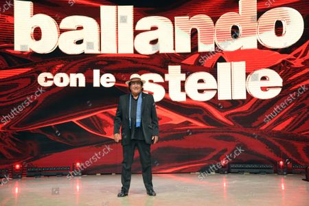Editorial photo of 'Dancing with the Stars' TV show photocall, Rome, Italy - 14 Oct 2021