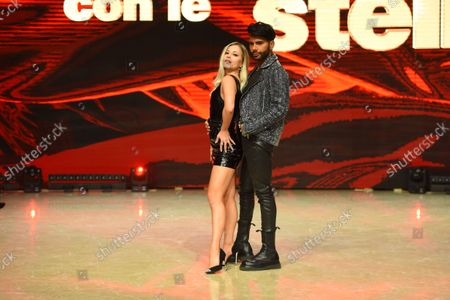 Editorial picture of 'Dancing with star' TV show photocall, Rome, Italy - 14 Oct 2021