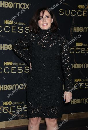 Editorial photo of HBO's Succession Season 3 Premiere, New York, USA - 12 Oct 2021