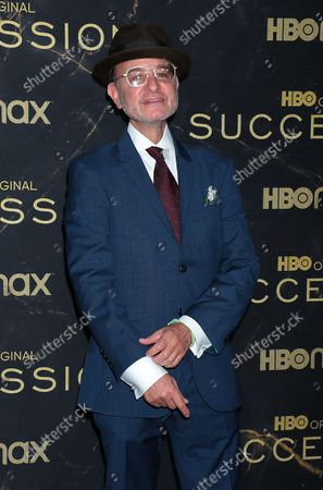 """Fisher Stevens attend HBO's """"Succession"""" Season 3 Premiere at the American Museum of Natural History in New York"""