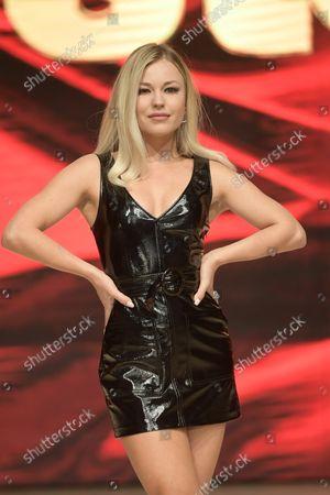 Stock Image of Anastacia Kuzmina