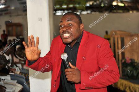 Joshua Milton Blahyi preaching