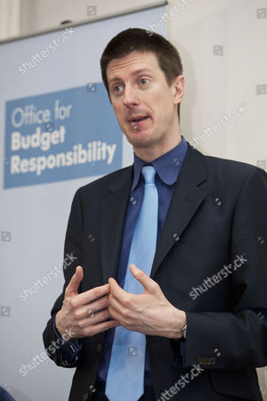 Editorial image of Office for Budget Responsibility Press Conference, London, Britain - 29 Nov 2010