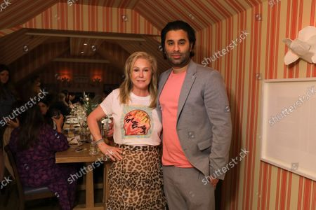 Editorial image of Soma Ayurvedic Dinner at San Vincent Bungalows, West Hollywood, Los Angeles, USA - 14 Oct 2021