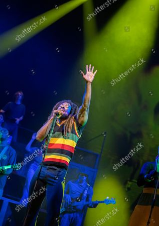 Arinze Kene as Bob Marley