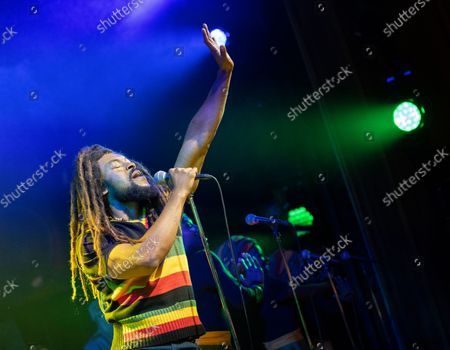 Editorial image of Get Up, Stand Up! The Bob Marley Musical performed at the Lyric Theatre, London,UK - 14 Oct 2021