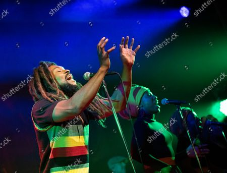 Editorial picture of Get Up, Stand Up! The Bob Marley Musical performed at the Lyric Theatre, London,UK - 14 Oct 2021