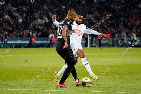 Editorial picture of Paris Saint Germain v Angers, Ligue 1, Football, Parc des Princes, Paris, France - 15 October 2021