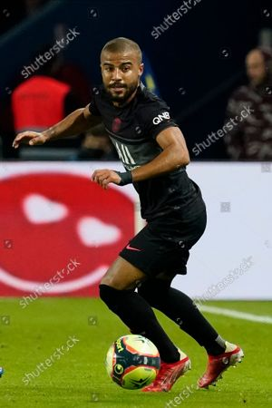 Stock Picture of Rafinha of PSG